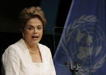 """Na ONU, Dilma diz que Brasil saberá """"impedir qualquer retrocesso"""""""