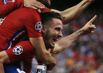 Atlético de Madrid vence o Bayern de Munique por 1 a 0