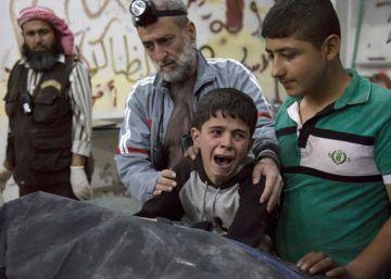 Ataque a hospital na zona rebelde de Aleppo deixa dezenas de mortos