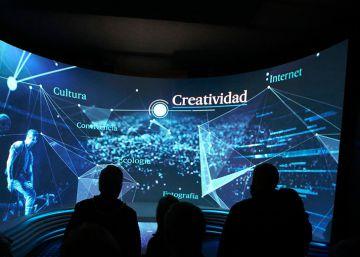 EL PAÍS celebra seus 40 anos com uma exposição multisensorial