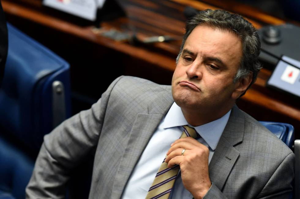 Aécio Neves na Lava Jato