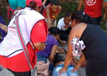 Militante do MTST é baleada em passeata na Grande São Paulo