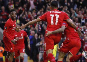 Liverpool vence o Villarreal e está na final da Liga Europa