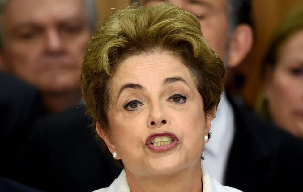 O pronunciamento de Dilma na íntegra