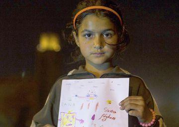 O sentimento num papel: os desenhos das crianças refugiadas na Grécia