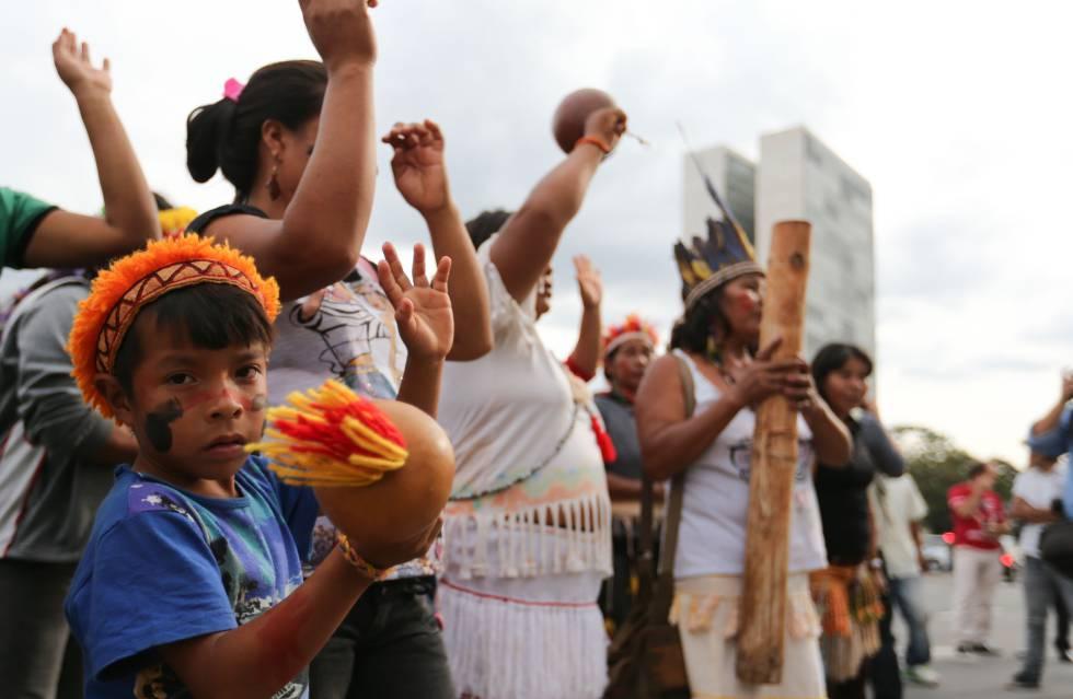 A tensão indígena com a gestão Temer