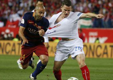 Barcelona vence o Sevilla e é campeão da Copa do Rei