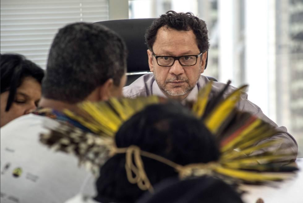"""""""O Congresso não tem perfil para garantir a terra indígena"""", diz presidente da Funai"""