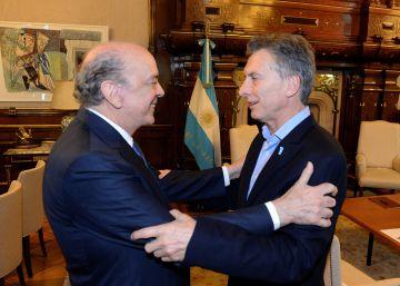 Serra viaja à Argentina para fazer de Macri o grande sócio de Michel Temer