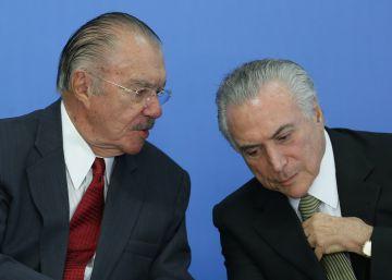 Sarney, o terceiro exposto por Sérgio Machado em planos contra a Lava Jato