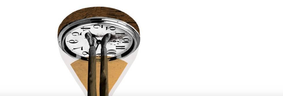 Parar o relógio e viver intensamente