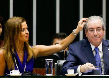 El juez manda al banquillo a la mujer del presidente del congreso de Brasil
