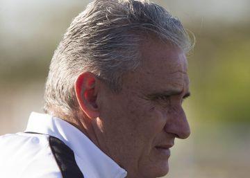 Tite sustituye a Dunga como seleccionador de Brasil