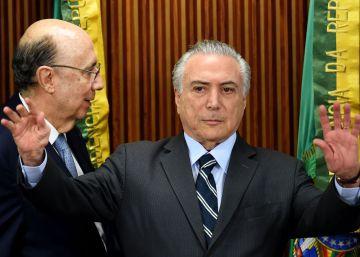 A delação de Sérgio Machado ameaça os planos de decolagem de Temer