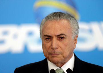 Declarações de Machado são levianas e criminosas, rebate Temer