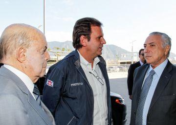 El Estado de Río de Janeiro declara un colapso económico y pide socorro para los Juegos Olímpicos