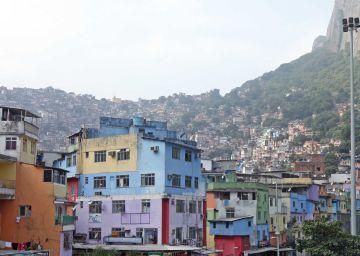 Os refugiados invisíveis das favelas