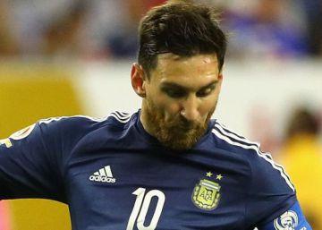 Argentina goleia os EUA por 4 a 0 e está na final da Copa América Centenário