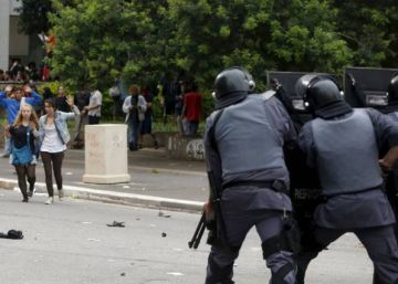 A violência policial de junho 2013, agora aprimorada