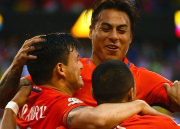 Chile bate a Colômbia e reedita final da Copa América