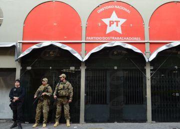 Detenido un exministro de Lula y Rousseff en una operación anticorrupción