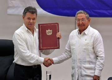 EDITORIAL | 'Colômbia no caminho da paz'