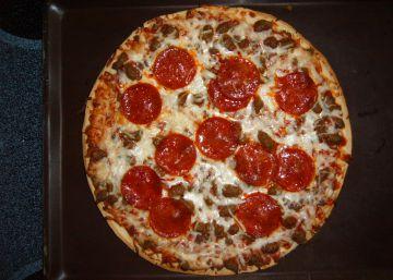 Pizza no almoço: você encara?