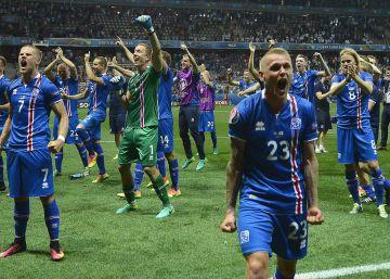 Após Islândia bater Inglaterra, essas são as quartas de final da Eurocopa