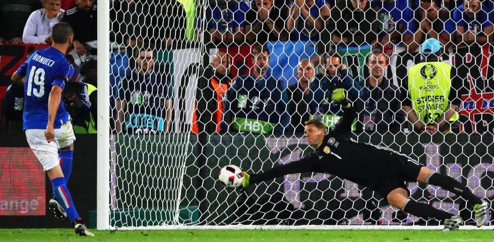 Resultado jogo Alemanha x Italia pela Eurocopa