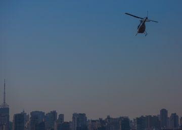 A metrópole dos helicópteros