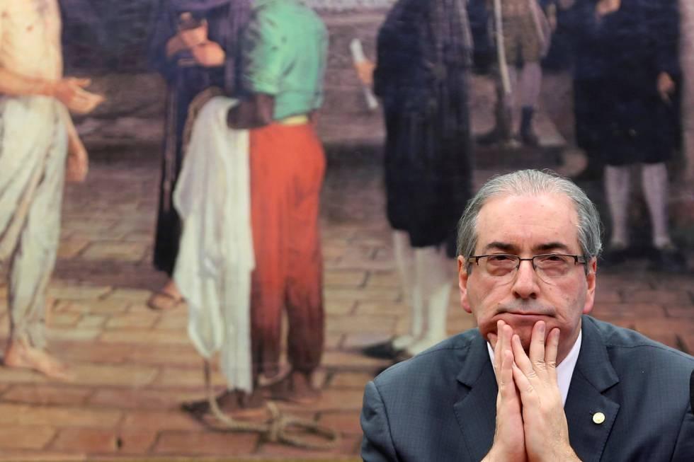 Eduardo Cunha, o criador do 'centrão'