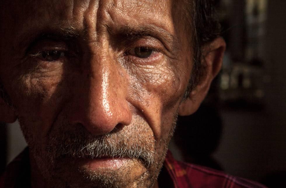 Otávio das Chagas, o pescador sem rio e sem letras