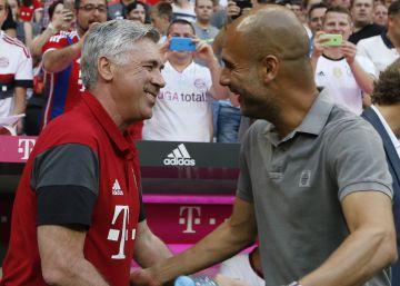Bayern vence o City por 1 a 0 na estreia de Guardiola