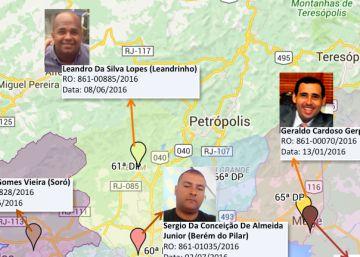 """A campanha de """"matar quem atrapalha"""" nas eleições municipais do Rio"""