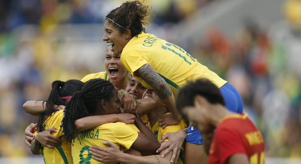 Brasil x China ao vivo pelo futebol feminino nas Olimpíadas