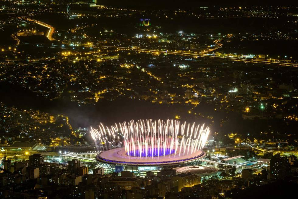 Cerimônia de abertura da Olimpíada Rio 2016: os destaques minuto a minuto