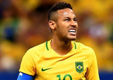 Abucheos a la selección de Brasil tras empatar con Irak en Río