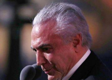 Oposição pede a Janot que Temer seja afastado por suspeita de caixa 2