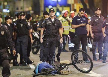 La rutina de la violencia en Río perfora la burbuja olímpica
