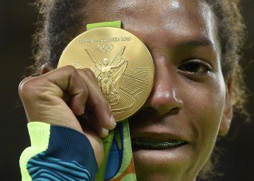 Negra, pobre e Silva: o primeiro ouro é a cara do Brasil