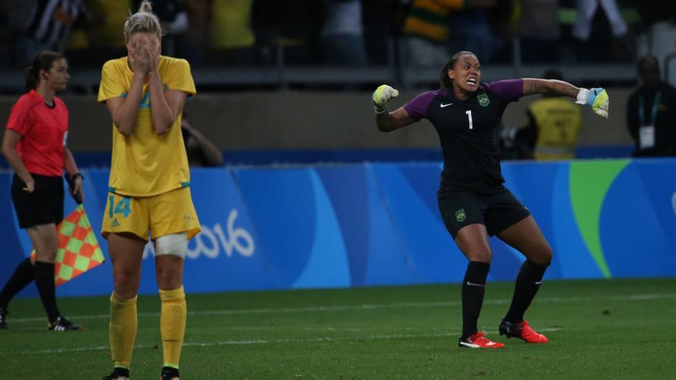 Brasil x Australia resultado futebol feminino Olimpiadas Rio