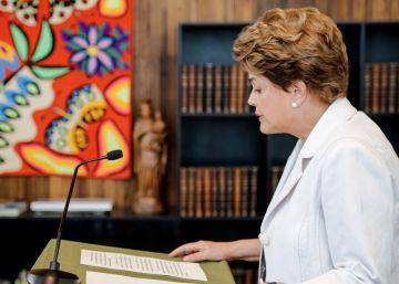 Dilma propõe novas eleições a uma semana do desfecho do impeachment