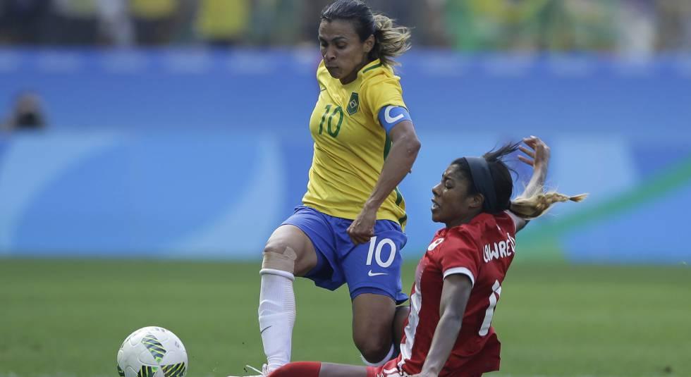 Brasil x Canada ao vivo futebol feminino Olimpíadas Rio 2016