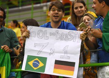 Brasil x Alemanha, uma pequena vingança nacional