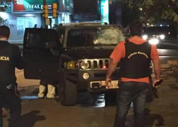 """Assassinato do """"rei do tráfico"""" na fronteira deixa em alerta autoridades brasileiras"""