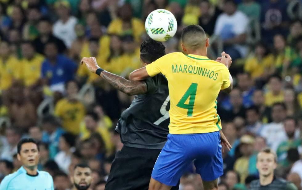 Brasil x Alemanha ao vivo final futebol masculino Olimpíadas Rio 2016