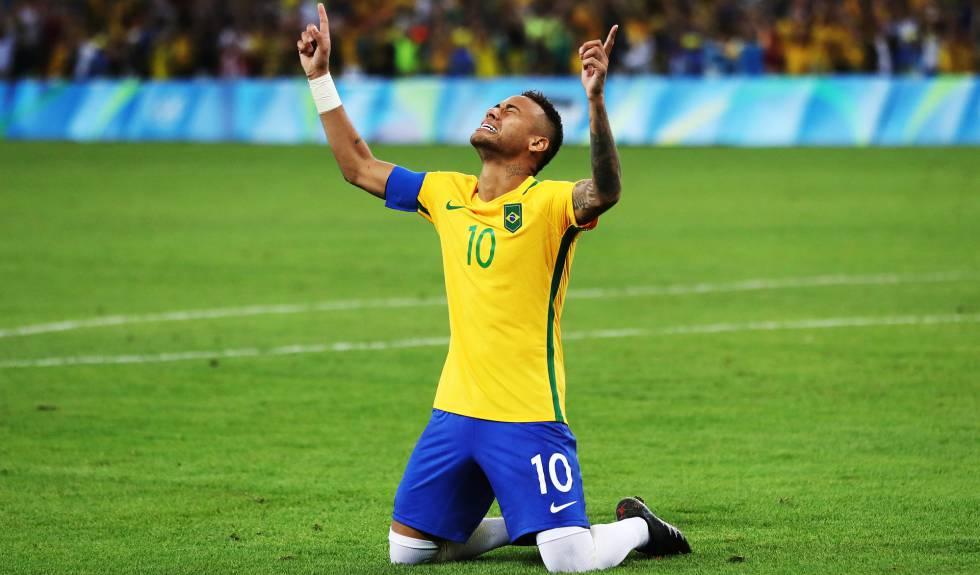 Resultado Brasil x Alemanha final futebol masculino Olimpíadas Rio 2016