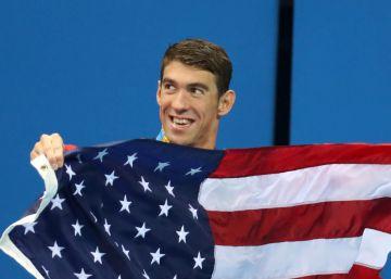A 'nação Phelps', à frente de 150 países