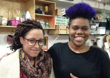 Contra o fosso digital, computadores para mulheres negras
