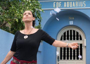 Censura e protestos aumentam expectativa sobre filme 'Aquarius'